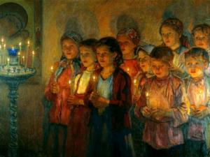 Προσευχή για τα παιδιά μας!