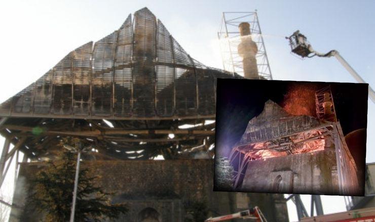 Τέμενος Βαγιαζήτ: Η Τουρκία επιχειρεί να ανεβάσει τους τόνους