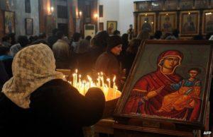Υπό διωγμό οι Χριστιανοί της Μέσης Ανατολής