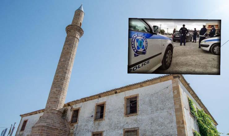 Ξάνθη: Συναγερμός στην ΕΛ.ΑΣ. – Βρέθηκαν όπλα και πυρομαχικά σε τζαμί