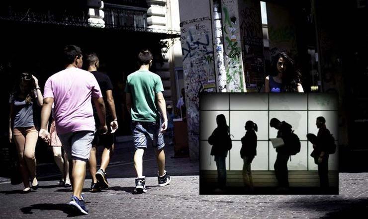 «Γερνάει» το εργατικό δυναμικό της Ελλάδας – Ένας εργαζόμενος συντηρεί τρία άτομα