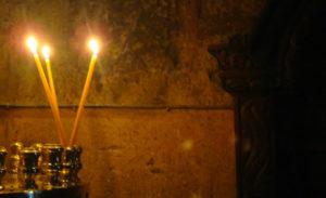 Οπτασία Μοναχού που είδε την Παναγία