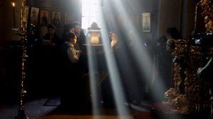 Αγιος Ιωάννης Χρυσόστομος: Περί της ησυχίας και της τάξης στη Θεία Λειτουργία