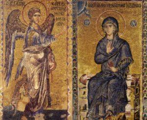 Ευαγγελισμός της Θεοτόκου-  9 ευχές στην Παναγία