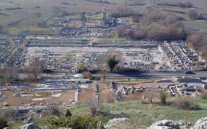 Στους διασημότερους προσκυνηματικούς τόπους ο αρχαιολογικός χώρος Φιλίππων