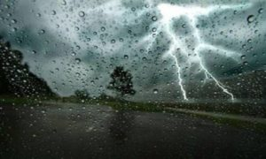 ΕΜΥ καιρός: Κρύο, ισχυροί άνεμοι και καταιγίδες