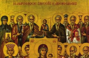 Κυριακή της Ορθοδοξίας: Ορθοδοξίας απαυγάσματα