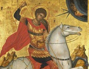 Αγιος Γεώργιος: Θαύμα στην Ιερά Καλύβη Αγίου Γεωργίου Νέας Σκήτης