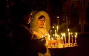 Θαυμαστό γεγονός κατά τη διάρκεια Θείας Λειτουργίας