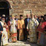 Γαστούνη Η Σύναξη της Παναγίας της Καθολικής και το Κάψιμο του Αράπη ΦΩΤΟ