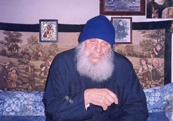 Αποτέλεσμα εικόνας για Γέροντα Αμβροσίου Λάζαρη