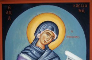 Τροπάριο Κασσιανής: Βυζαντινή Υμνολογία (ΒΙΝΤΕΟ)
