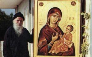 Πάσχα με τον Άγιο Πορφύριο
