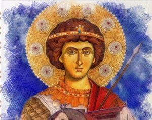 Αγιου Γεωργίου: Η τελευταία προσευχή του