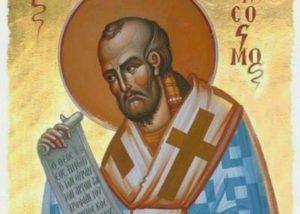 Αγιος Ιωάννης ο Χρυσόστομος: Ο χρυσορρόας ποταμός της Εκκλησίας μας
