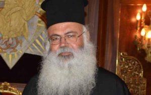 Πάφου Γεώργιος: «Η Εκκλησία είναι ανοιχτή για πρόταση που εξυπηρετεί το κράτος»