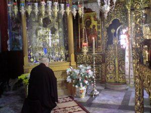 Αγιο Ορος: Συναγερμός για την κλοπή ταμάτων από την Παναγία Πορταΐτισσα