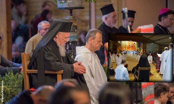 Οικουμενικός Πατριάρχης: Επίσκεψη στη κοινότητα του Ταιζέ (ΦΩΤΟ)