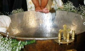 Σώζονται άραγε αυτοί που δεν είναι βαπτισμένοι;