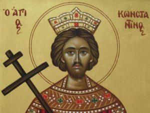Μέγας Κωνσταντίνος: Ο Μεγάλος της Εκκλησίας και της Ιστορίας