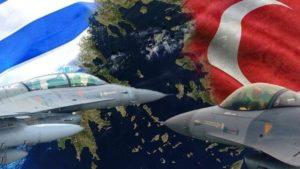 Τουρκικές προκλήσεις από Ερντογάν και αεροπορία