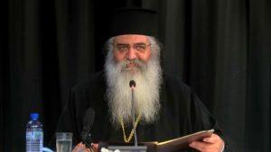 Μόρφου Νεόφυτος: Η πίστη διώχνει τον φόβο