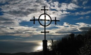 Τι συμβολίζει ο σταυρός που κάνουμε, κατά τον Άγιο Κοσμά τον Αιτωλό;