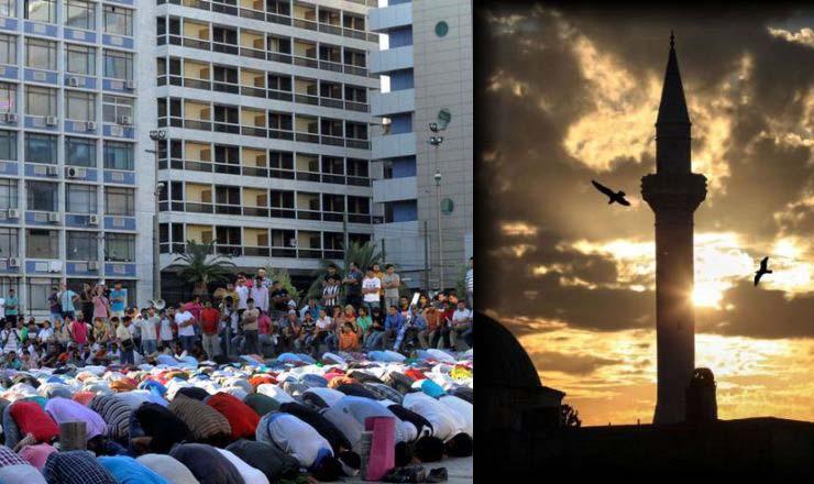 Η Βουλή είπε «ναι» στο μουσουλμανικό τέμενος