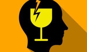 Ακόμη και λίγο αλκοόλ προκαλεί βλάβες στον εγκέφαλο