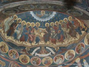 Αγιο Πνεύμα: Γιατί εμφανίσθηκε με τη μορφή πύρινης γλώσσας;