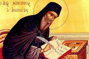 Αγιος Νικόδημος ο Αγιορείτης: Πως πρέπει να κυβερνάμε τη γλώσσα
