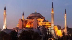 Σαν σήμερα: Η θεμελίωση της Αγίας Σοφιάς στην Κωνσταντινούπολη