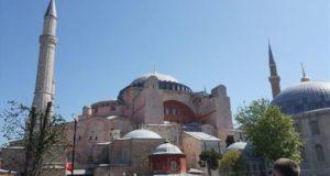 Σαν σήμερα: Τα Θυρανοίξια της Αγίας Σοφίας Κωνσταντινουπόλεως