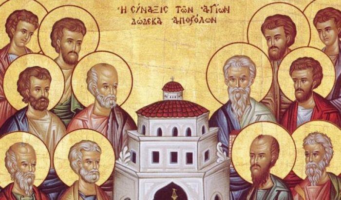 Αποτέλεσμα εικόνας για Αγίων Αποστόλων