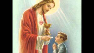 Τι είναι η Θεία Μετάληψη;