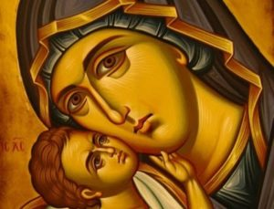 «Η θλίψη και η αγάπη της Παναγίας»