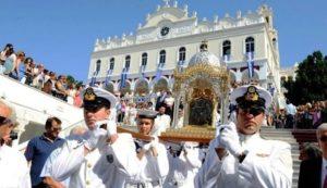 Παναγία Τήνου: Ο Ναός της Ευαγγελιστρίας στην Ιερά Νήσο (ΦΩΤΟ)