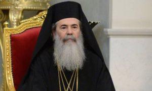 Ο Ιεροσολύμων Θεόφιλος δεν επέτρεψε σε Ουκρανούς να λειτουργήσουν στους Αγίους Τόπους