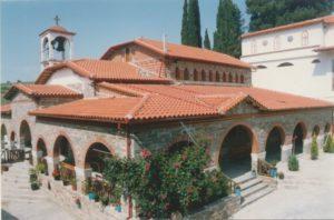 Αγία Παρασκευή: Μοναστήρια στην Ελλάδα (ΦΩΤΟ)