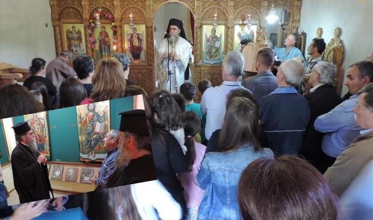 Μεγαλοπρεπής εορτή του Αγίου Παντελεήμονος στην Ι. Μ. Άρτης (ΦΩΤΟ)