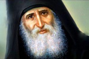 Ο Αγιος Παΐσιος για τη χήρα που φιλοξένησε τον Προφήτη Ηλία