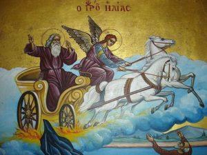 Προφήτη Ηλία: Θαύματα και εκκλησίες