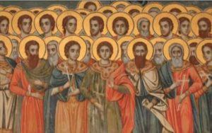 Αντί να μιμηθούμε τους Αγίους, μιμούμαστε τους θηριώνυμους διώκτες τους!