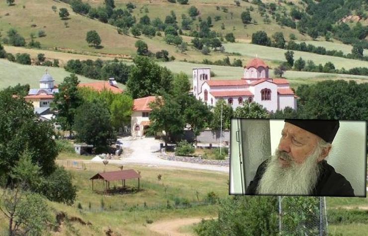 Επεισοδιακός εορτασμός στη Μονή Αγίας Παρασκευής Εορδαίας (ΒΙΝΤΕΟ)