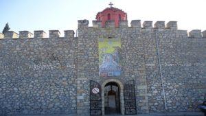 Αγία Ειρήνη Χρυσοβαλάντου: Το μοναστήρι της Αγίας στη Λυκόβρυση (ΒΙΝΤΕΟ & ΦΩΤΟ)
