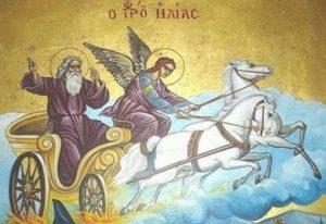 Προφήτης Ηλίας: Μόνος του εναντίον όλων!