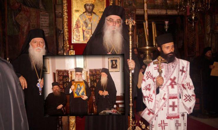 Πανήγυρις Αγίου Παϊσίου στην Ιερά Μονή Κουτλουμουσίου (ΦΩΤΟ)