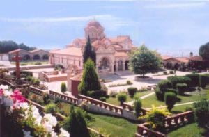 Ιερά Μονή Οσίου Εφραίμ: Κόσμημα της Πιερίας