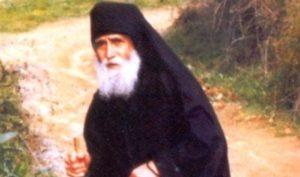 Σπάνιο βίντεο με τον Αγιο Παΐσιο