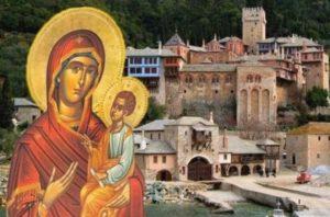 Δεκαπενταύγουστος στο Αγιο Ορος – Πότε γιορτάζεται η Κοίμηση της Θεοτόκου